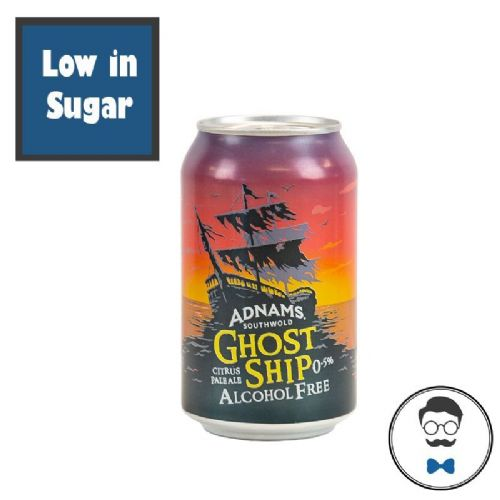 Adnams Ghost Ship Alcohol Free Can (0.5% ABV)